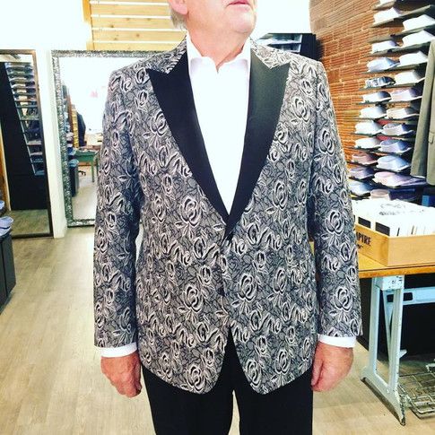 Custom Formal Wear Toronto Wedding Jacket Father of the Groom