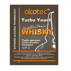 Дрожжи Alcotec Whisky Turbo, 73 гр.
