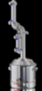 Самогонный аппарат Luxstahl 6, Люкссталь 6, спртзавод, пивоварня, бражная колонна 2 дюйма