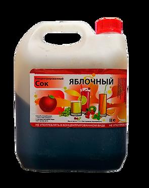 Сок концентрированный ЯБЛОЧНЫЙ, 5 кг