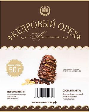 Набор трав и специй Кедровый орех Алтайский