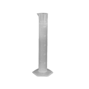 Цилиндр пластиковый мерный, 50 мл