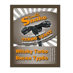 Турбо дрожжи Double Snake Whisky Turbo, 70гр.