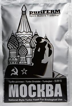 Турбо дрожжи Puriferm Москва