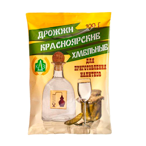 Дрожжи ХМЕЛЬНЫЕ, 100 гр.