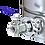 Самогонный аппарат LUXSTAHL 8 - 37 литров, Люкссталь 8