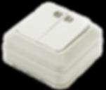 Серия Bolleto предназначена для открытой проводки, Напряжение 220В, Климатическое исполнение УХЛ4, Основные особенности электроустановки: Накладной тип установки, Уникальный лаконичный дизайн, Негорючий, износостойкий АВС пластик, Оцинкованная металлическая рама, Керамическое основание, Надежная фиксация при установке, Степень защиты IP20