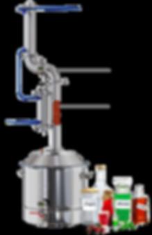 Самогонный аппарат Люкссталь 6, Luxstahl 6, готовит любые напитки до 96 градусов, без запаха,без похмелья