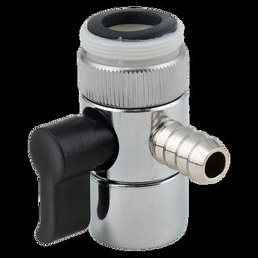 Переходник на кран, Ø 7,8 мм (дивертор)