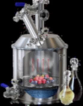 На самогонном аппарте Люкссталь 7 можно готовить наливки и настойки, горячая экстракция аромата, режим джин-корзины, любые натуральные ароматы, можно использовать любые природные ароматизаторы.
