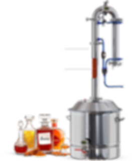 самогонный аппарат, Luxstahl 6, люксстль 6, любые напитки, дистиляты, с узлом отбора, с медными сетками панченкова