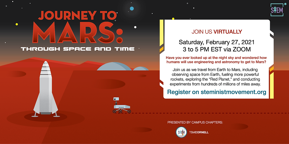 Journey to Mars: Through Space and Time