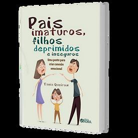 Pais imaturos filhos deprimidos e insegu