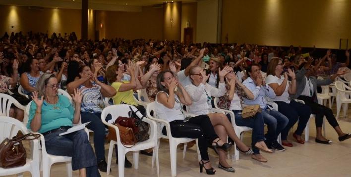 Congresso para educadores