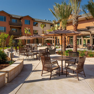 Courtyard Ambiance