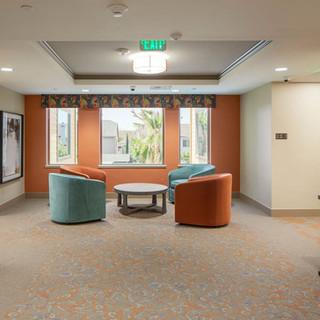 Corridor Seating Area