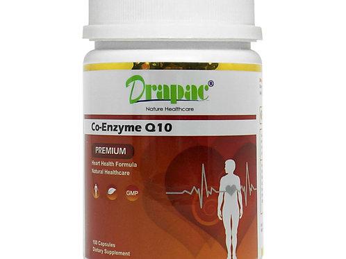 Drapac Co-Enzyme Q10 Premium 100 Capsules