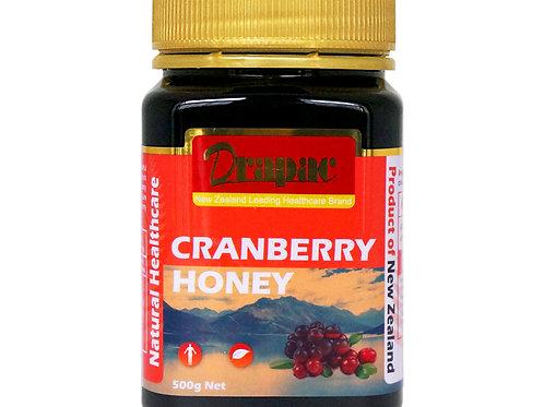 Drapac Cranberry Honey 500g