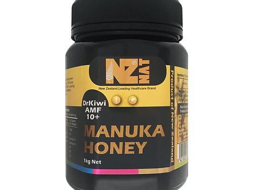 NZNAT Manuka Honey 10+ 1kg