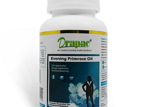 Drapac Evening Primrose Oil For Balance Hormones 300 Capsules