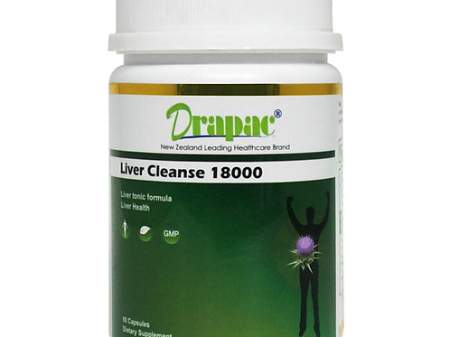 Drapac Liver Cleanse 18000