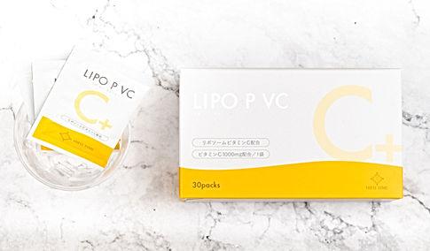 LIPO P VC リポソームビタミンC lipo p vc