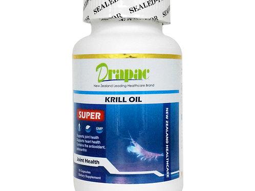 Drapac Krill Oil 70 Capsules