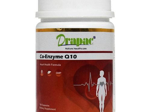 Drapac Co-Enzyme Q10 100 Capsules