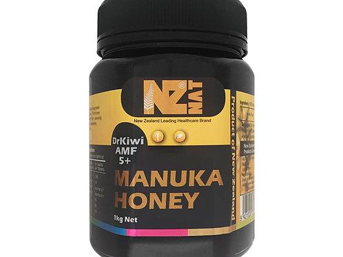 NZNAT Manuka Honey 5+ 1kg