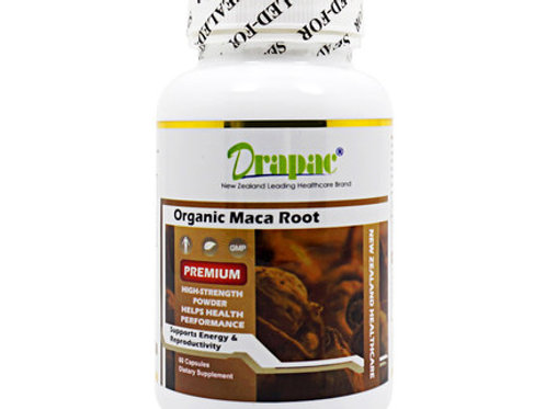 Drapac Orgainc Maca Root Premium