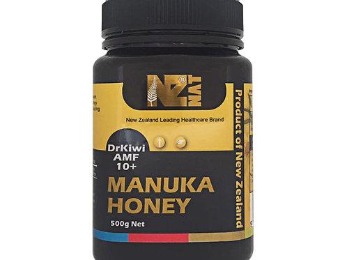 NZNAT Manuka Honey 10+ 500g