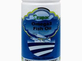 Drapa Omega-3 Fish Oil 300 Capsules