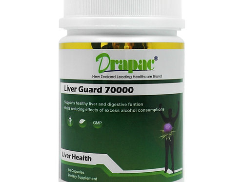 Drapac Liver Cleanse 70000