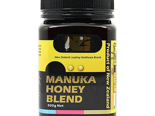 NZNAT Manuka Honey Blend 500g