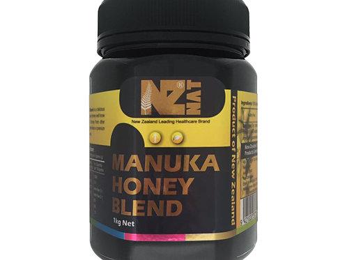 NZNAT Manuka Honey Blend 1kg
