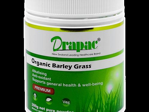 Drapac Organic Barley Grass Premium 200g