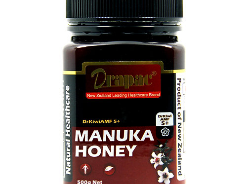 Drapac Manuka Honey 5+ 500g