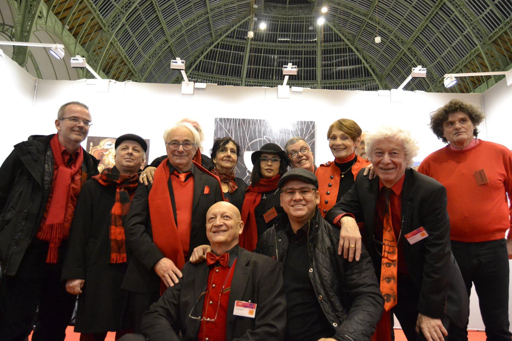 Avec Lukáš KÁNDL et le Groupe Libellule