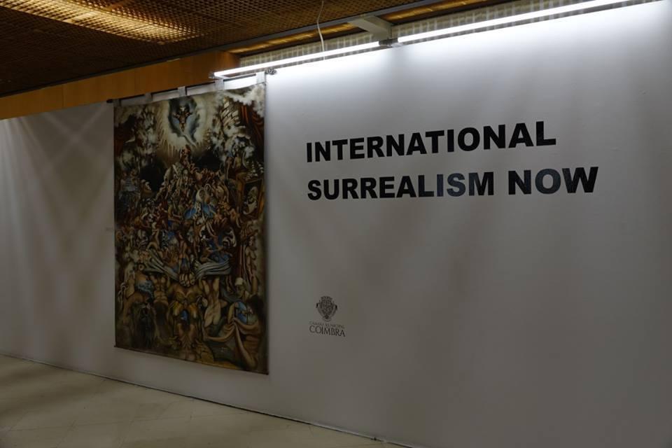 International Surrealism Now.