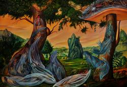 Invocation des Mythes II(cosmomanía)