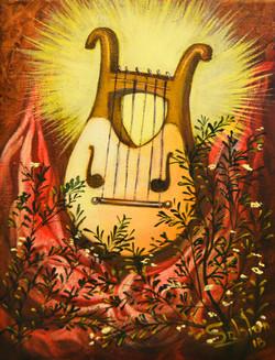 L'harpe