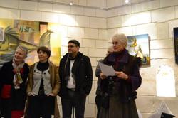 Biennale-animaliere, Chalons-en-Champagne 2015.