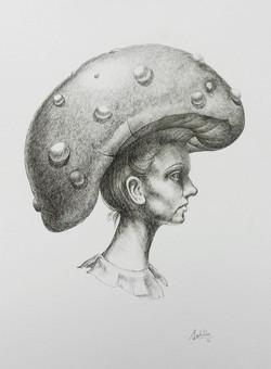 Femme champignon