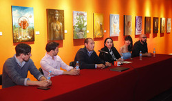 Loterie Mexicaine. Rencontre internationale de l'art figuratif. 2017.