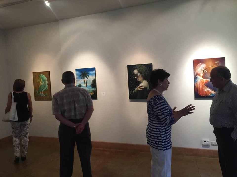 Loterie Mexicaine. Rencontre internationale de l'art figuratif