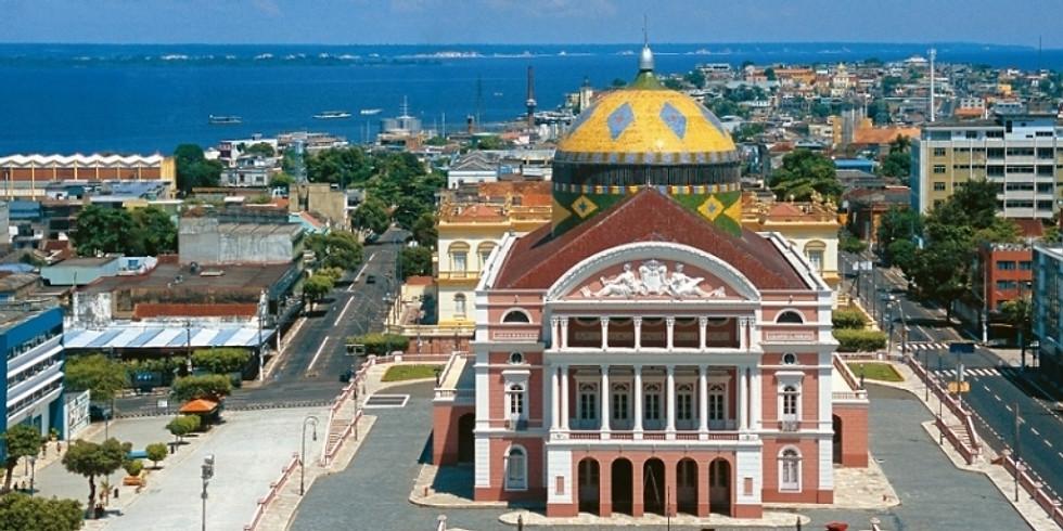 Pedro Daun em Manaus-AM