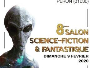 Salon SF et Fantastique de Péron, 9.02.20
