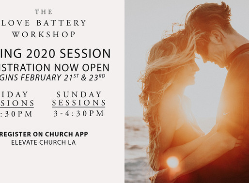 Church In Santa Clarita Invites Married Couples To 'The Love Battery Workshop'