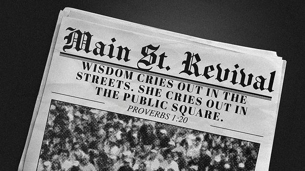 1920x1080 Message - Main St. Revival (Oc