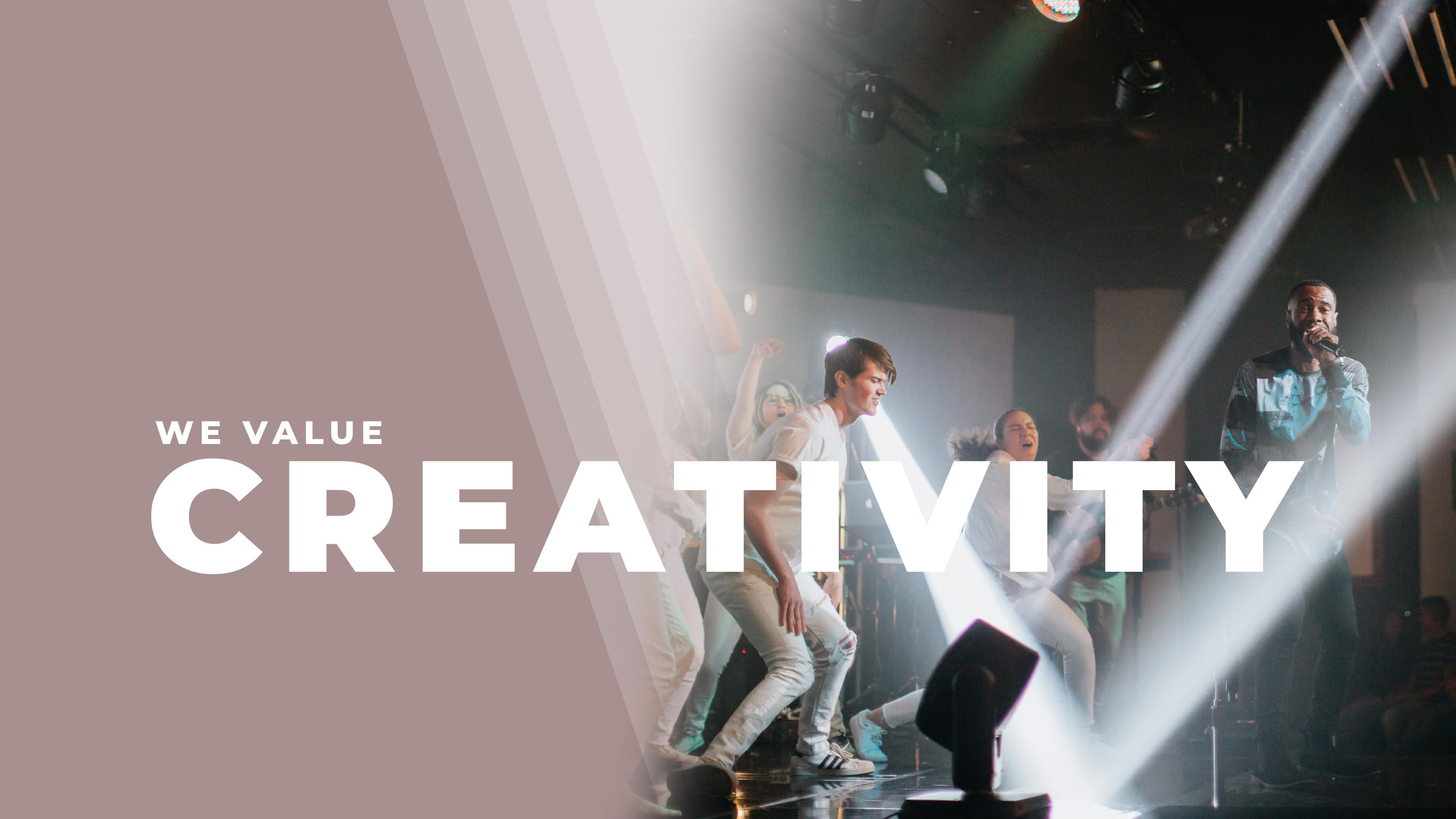 Value - Creativity